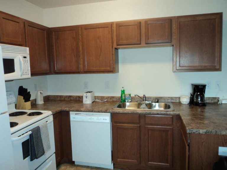 Kitchen at Sundance Apartments